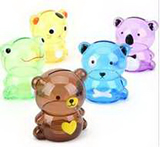 Translucent Animal Shape Coin Bank