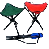 Triangle Foldable Beach Fishing Chair