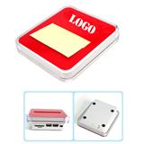 USB HUB Card Reader With Sticky Memo Pad