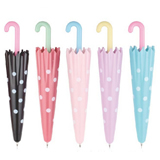 Umbrella Shaped Telescopic Ballpoint Pen