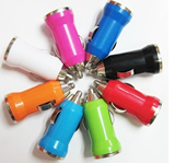 Universal USB Mini Car Charger Adapter 1A