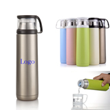 Vacuum/Insulation Cup 18 oz With Small Cup