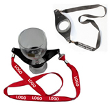 Wine Glass Holder Polyester Lanyard