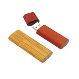 Wood Oblong USB 2. 0 Flash Drive