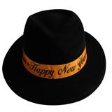 Wool-like blister cowboy Hat