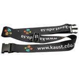 adjustable Polyester luggage straps