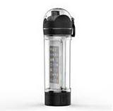 16oz Plastic Sport Phone Holder Water Bottle