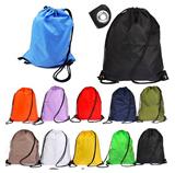 210D Nylon drawstring backpack