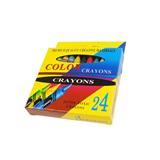 24 Pack Custom  Crayon