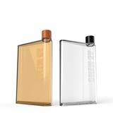 25 Oz Stylish Tetragonum A5 Tritan Water Bottle BPA Free