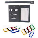 3D PVC Luggage Tag