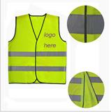 ANSI 2 Yellow Safety Vest