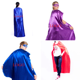 Adult superhero capes