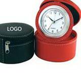 Alarm Clock in PU Case