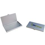 Aluminum Business Card Holders