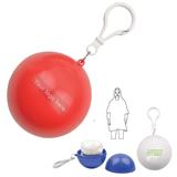 Ball Shape Disposable Raincoat