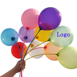 Balloon Print Logo