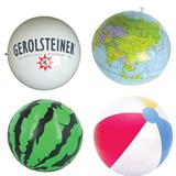 Beach Ball, Inflated Beach Ball, PVC Ball