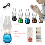 Blowing Control Lamp -Kerosene Oil Lamp Candle Design Dimmab