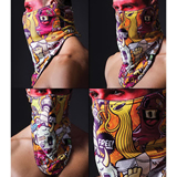 Breath Freely Ski Face Mask Headscarf, Neckerchief, Collar