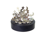 Budget Moon And Stars Magnetic Sculptures