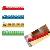 Candy Color Wooden Ruler