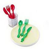 Children 3-in-1 Combined Cutlery Set