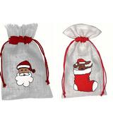 Christmas Gift Drawstring Bag