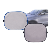 Collapsible Auto Sunshade - Mesh Side Shade