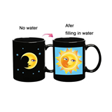 Color Changing  Ceramic Mug Cup