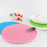Color Optional Silicone Table Cup Coaster