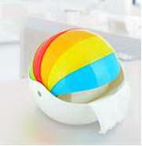 Colorful Tissue Tube
