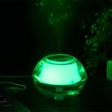Custom Crystal Humidifier with night light