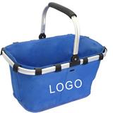 Custom Eco-friendly Folding Shopping Basket