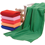 Custom Logo Hair Drying Car Cleaning Towel