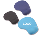 Custom Logo Mouse Pad With Wrist Rest