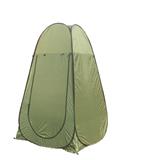 Custom Outdoor Shower Tent