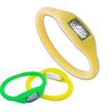 Custom Silicone Unisex Wrist Watch