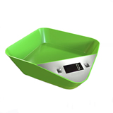 Digital Kitchen Scale With A Hollowware