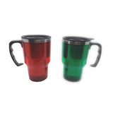Double Stainless Steel Auto Cup