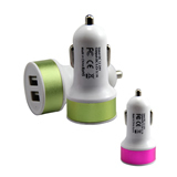 Dual Promotional Car Charger
