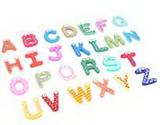 Educational Fridge Magnets- Letters