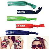 Elastic Knotted Hairties/Handbands