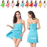 Elegant Beach Holiday Dress swimsuits