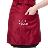 Fancy High Quality Cotton Apron With Pockets