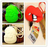 Father Christmas Silicone Key Cases