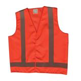 Fluorescent Safety Working Vest