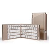 Folding Bluetooth Phone Pad Keyboard