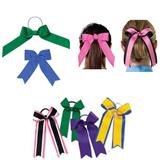 Girls' Cheerleading Hair Ribbon Hair Bands