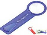 Handy Magnifying Glass Ruler
